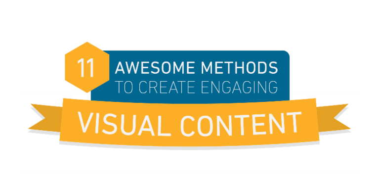 11 ways to create stunning visual content