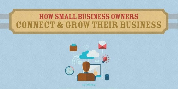 6 ways to connect and grow your small business