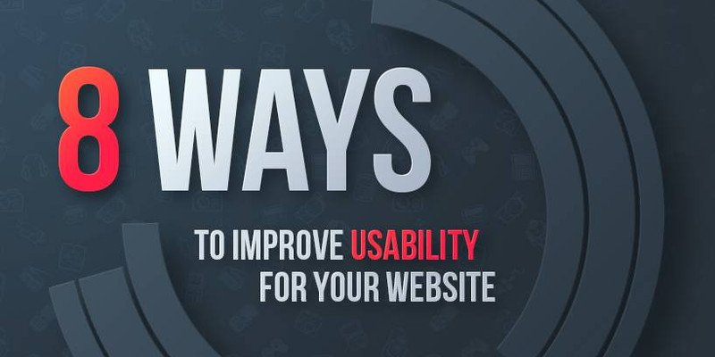 8 ways to improve your website