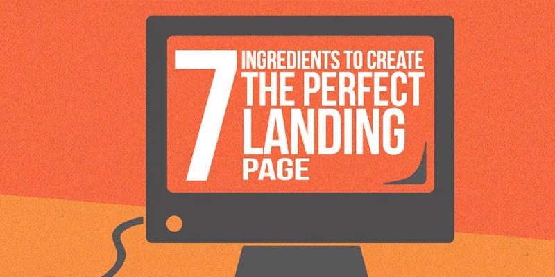 The 7 Elements to Great Landing Page Design