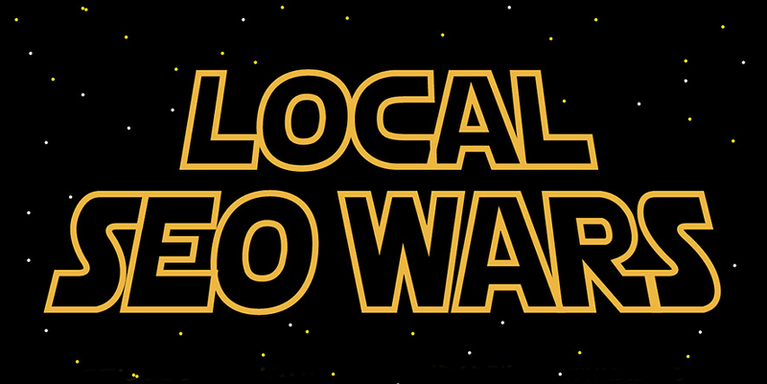 Star Wars Meets Local SEO Infographic