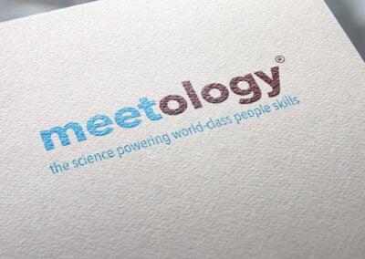 Meetology Logo Redesign