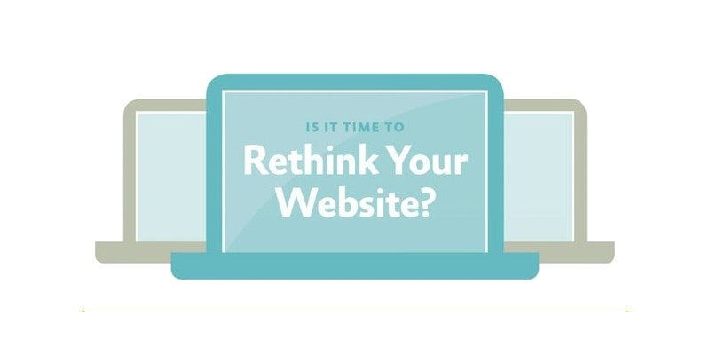 When is it time to get a new website?