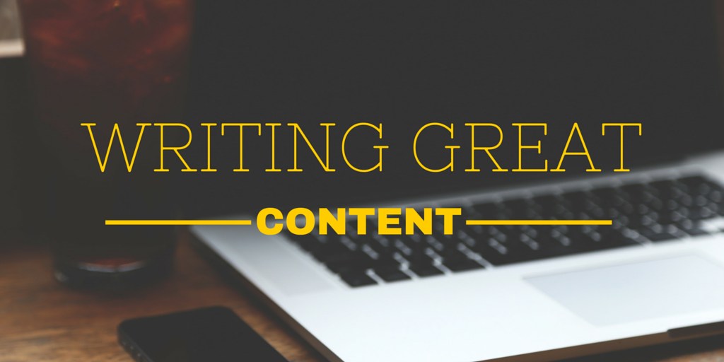 12 steps to write great content people want to read