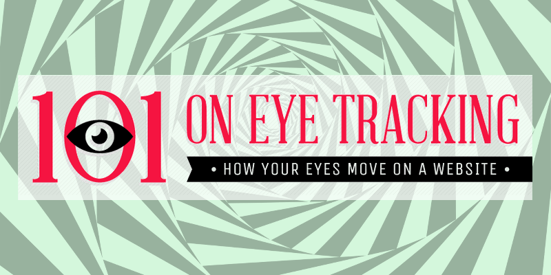 Website Design Insights from Eye Tracking Research