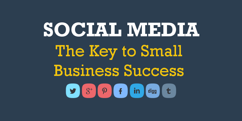 Small Business Social Media Success