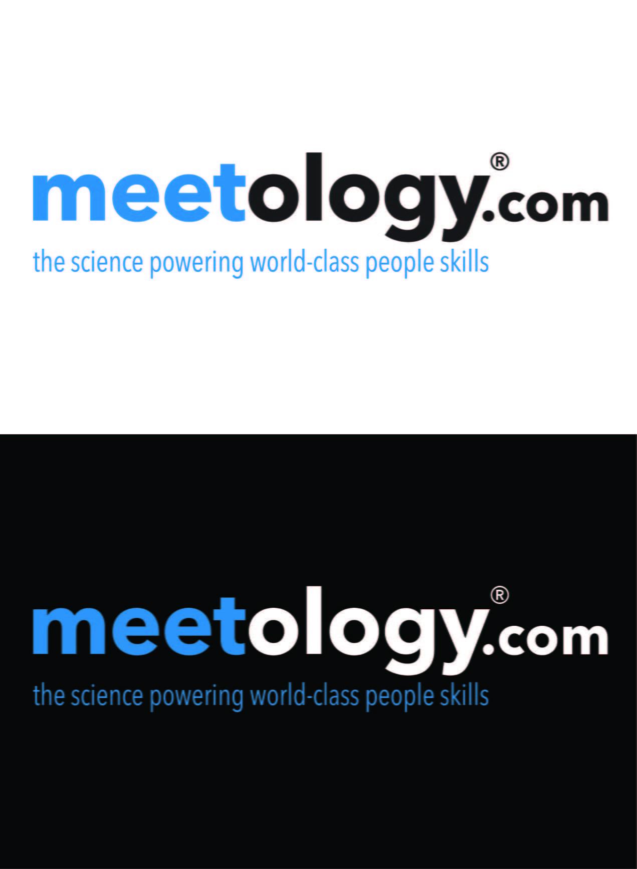 Meetology logo 1.3 Strapline & URL