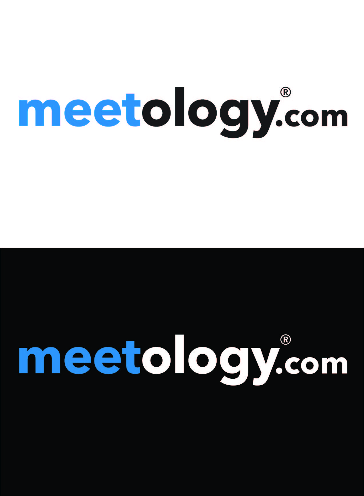 Meetology logo 1.3 with URL