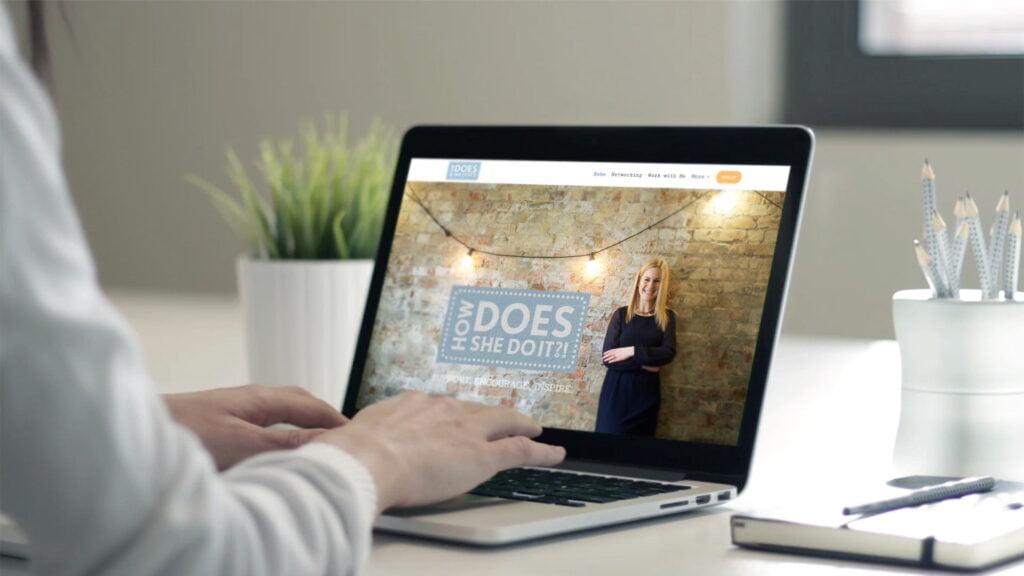 WordPress Website Design for Jo Ferrone