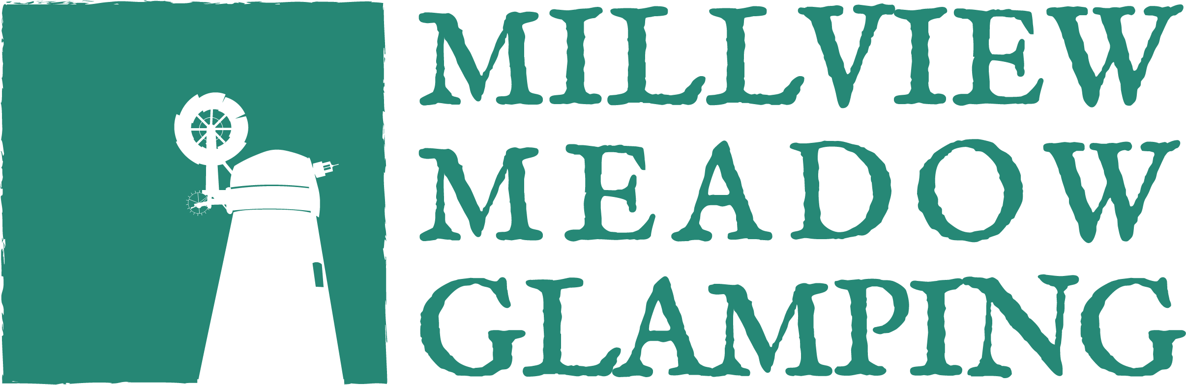 logo design for millview meadow